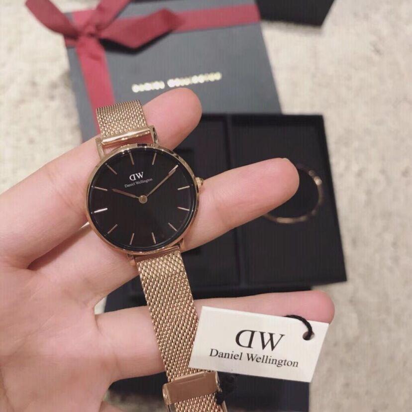 DW金属链手表 各种对比??