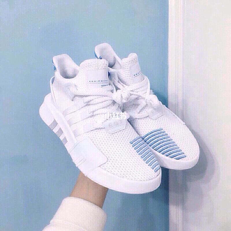 adidas eqt support 阿迪达斯白蓝杨幂同款