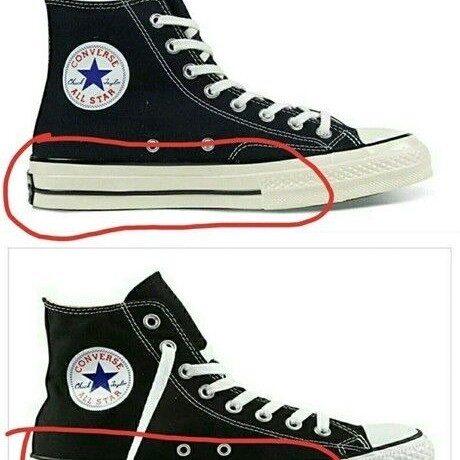 匡威作为帆布鞋的经典品牌已经出了很多款式,而最经典的款式就是all star 球鞋 鞋靴 小红书