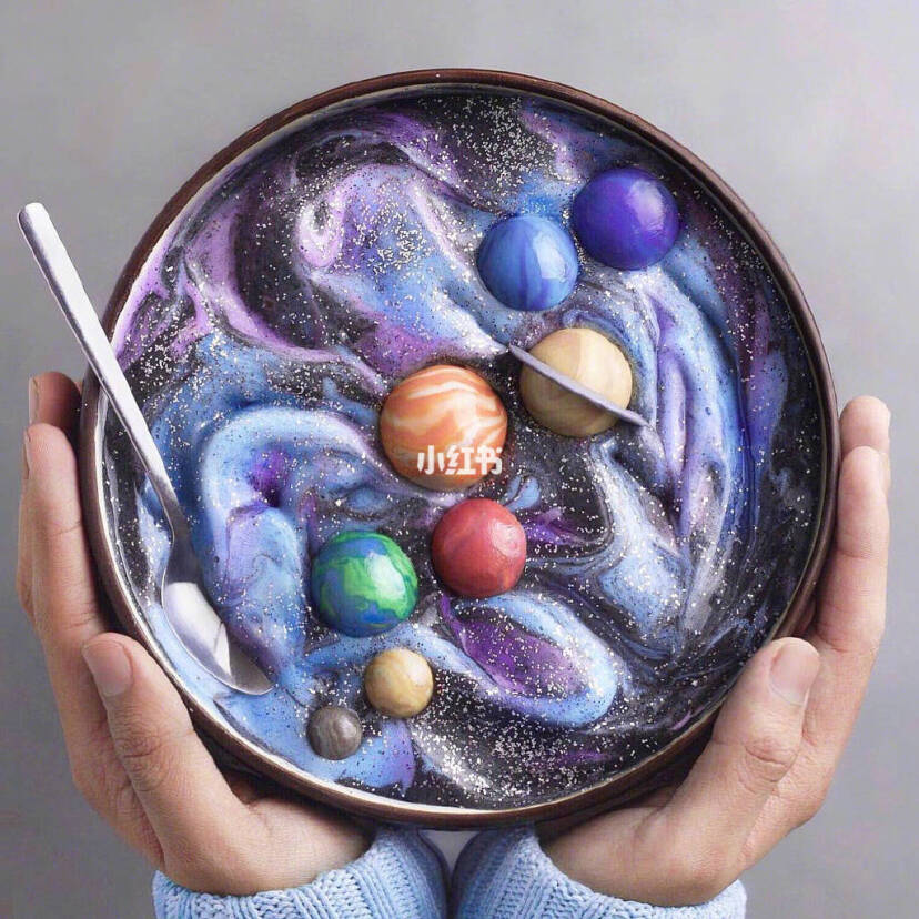 16岁秘鲁甜点师的作品 太梦幻了8888