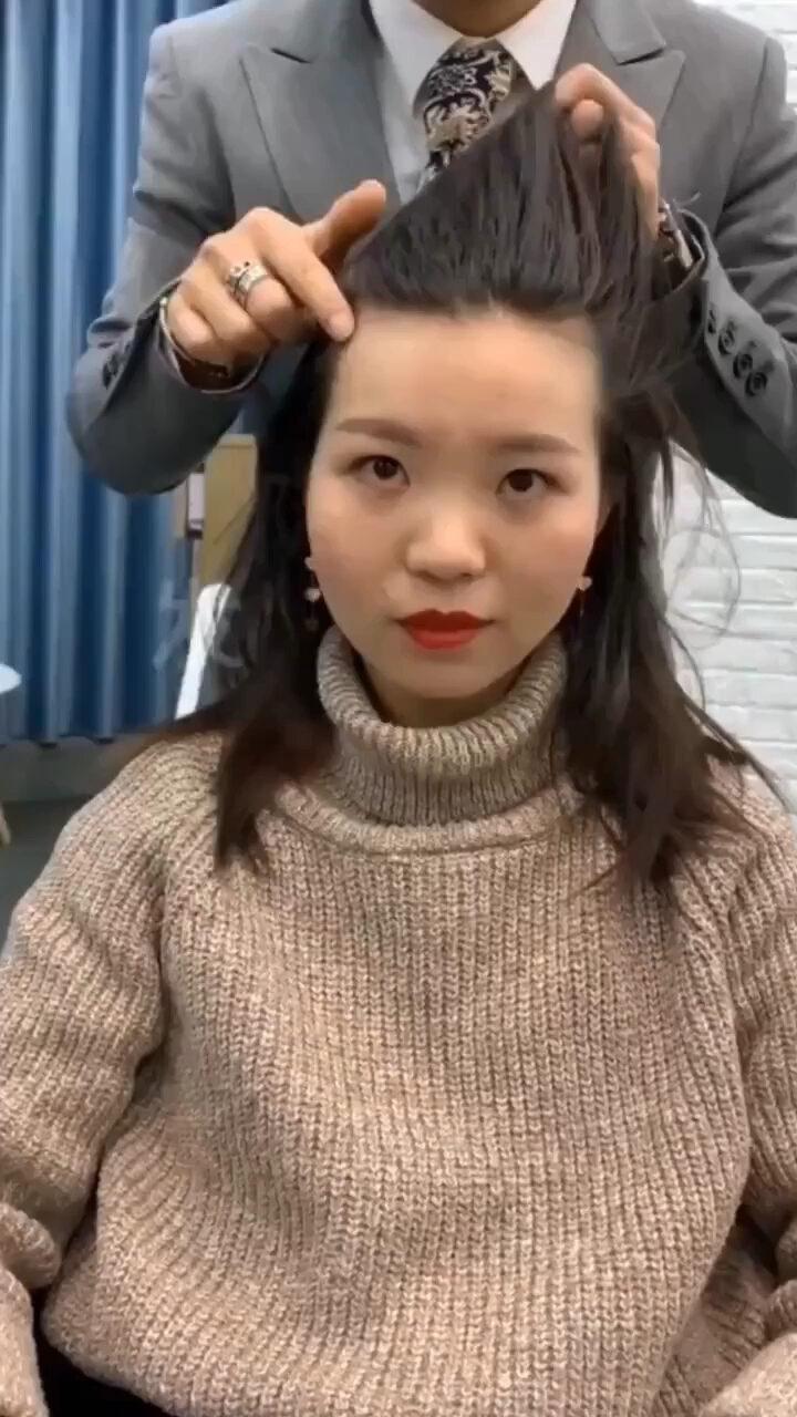 鹅蛋脸发型设计 5款发型展现鹅蛋脸百变魅力