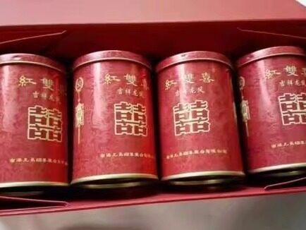 喜庆礼品香港南洋兄弟红双喜吉祥龙凤,09纪念版图片
