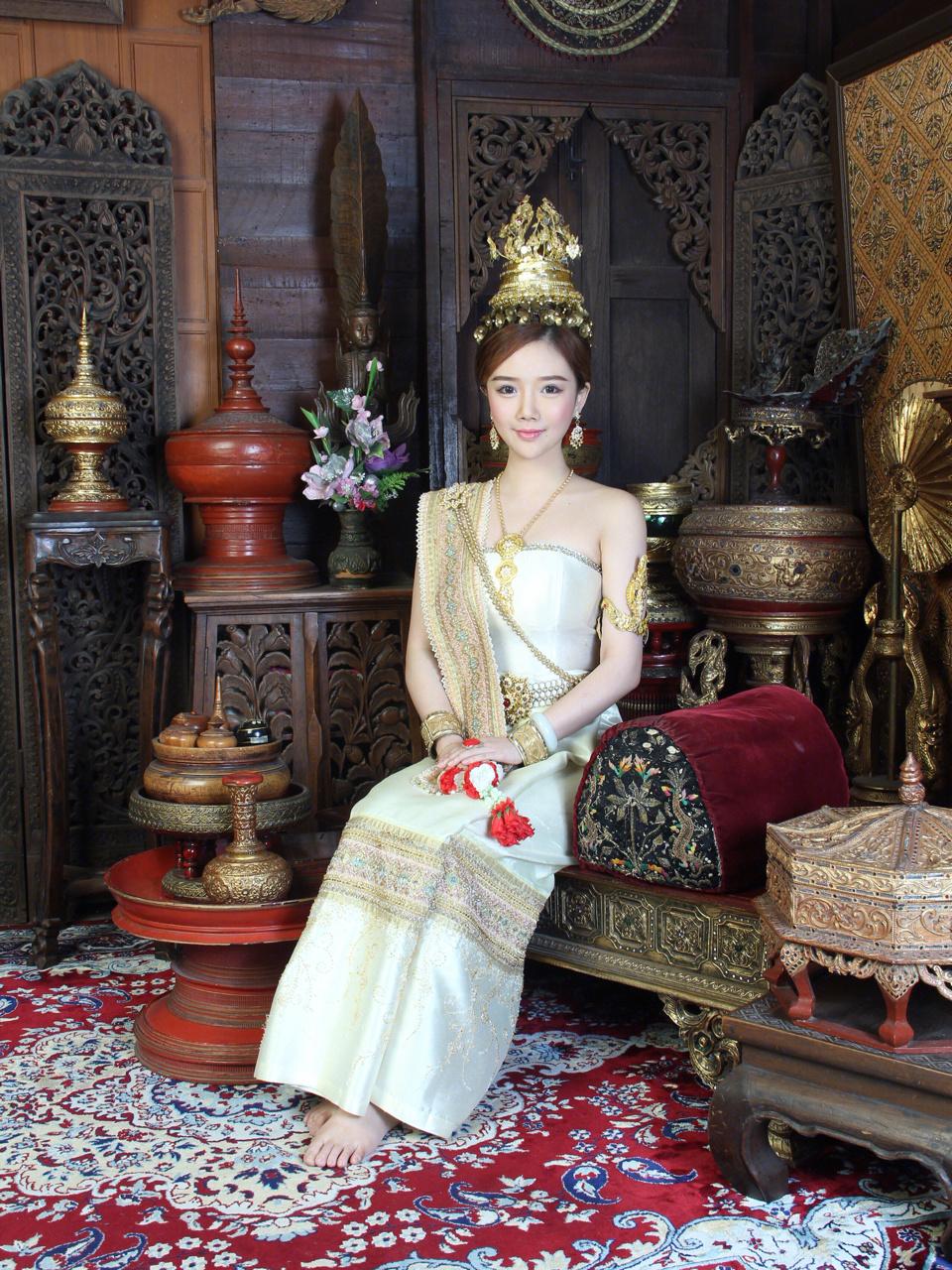 清迈必去体验|泰国公主同款服饰