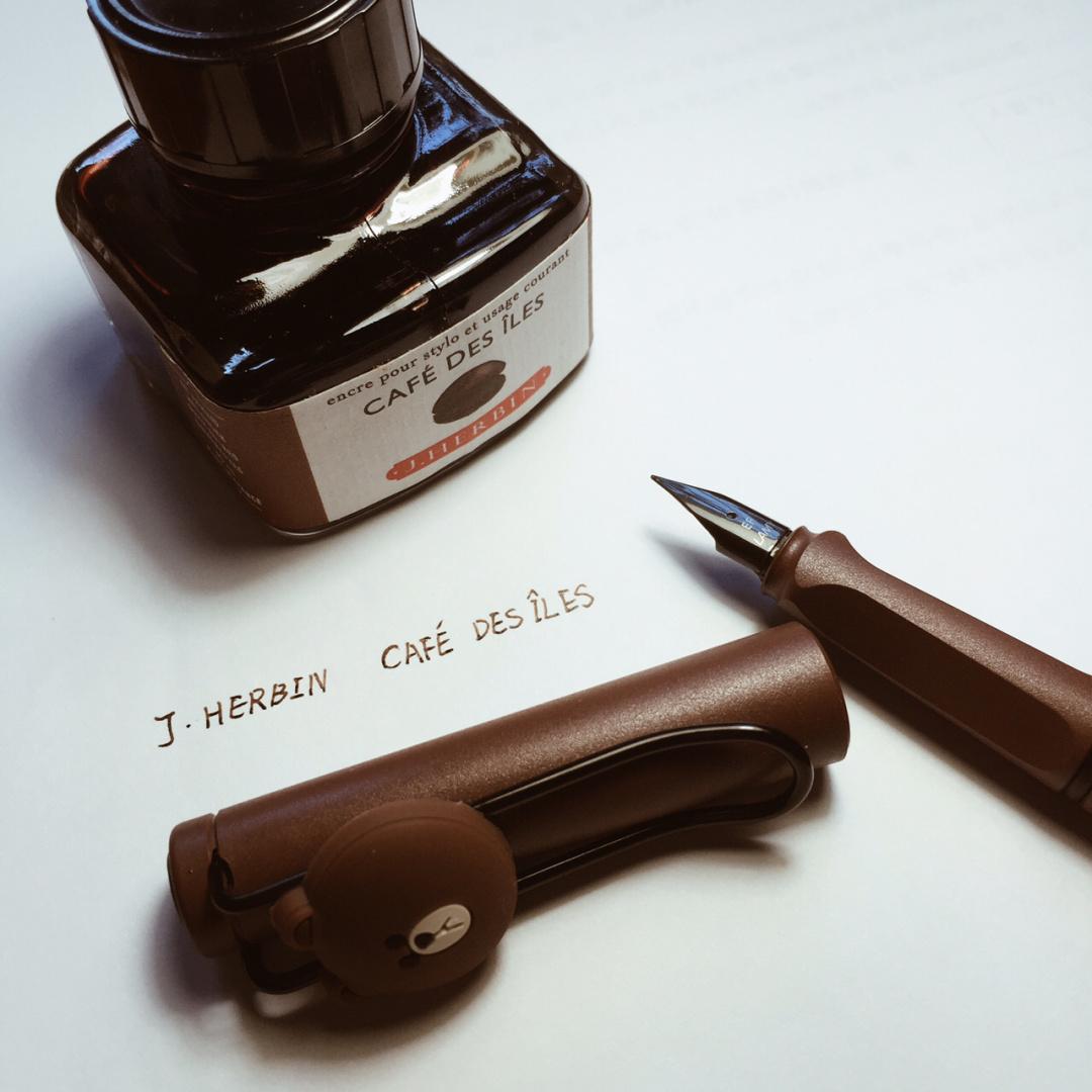 手帐 那些年买过的墨水 ,手帐工具