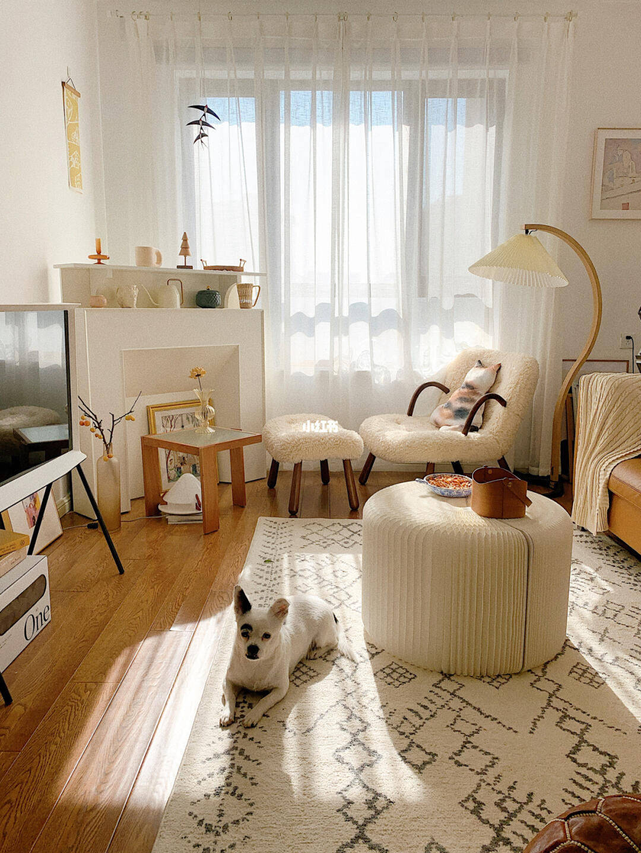 軟裝懶人包.簡約慵懶風客廳裝修設計家具推薦
