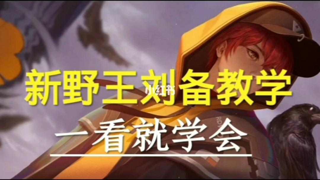 公爵干货教学-新版野王刘备教学