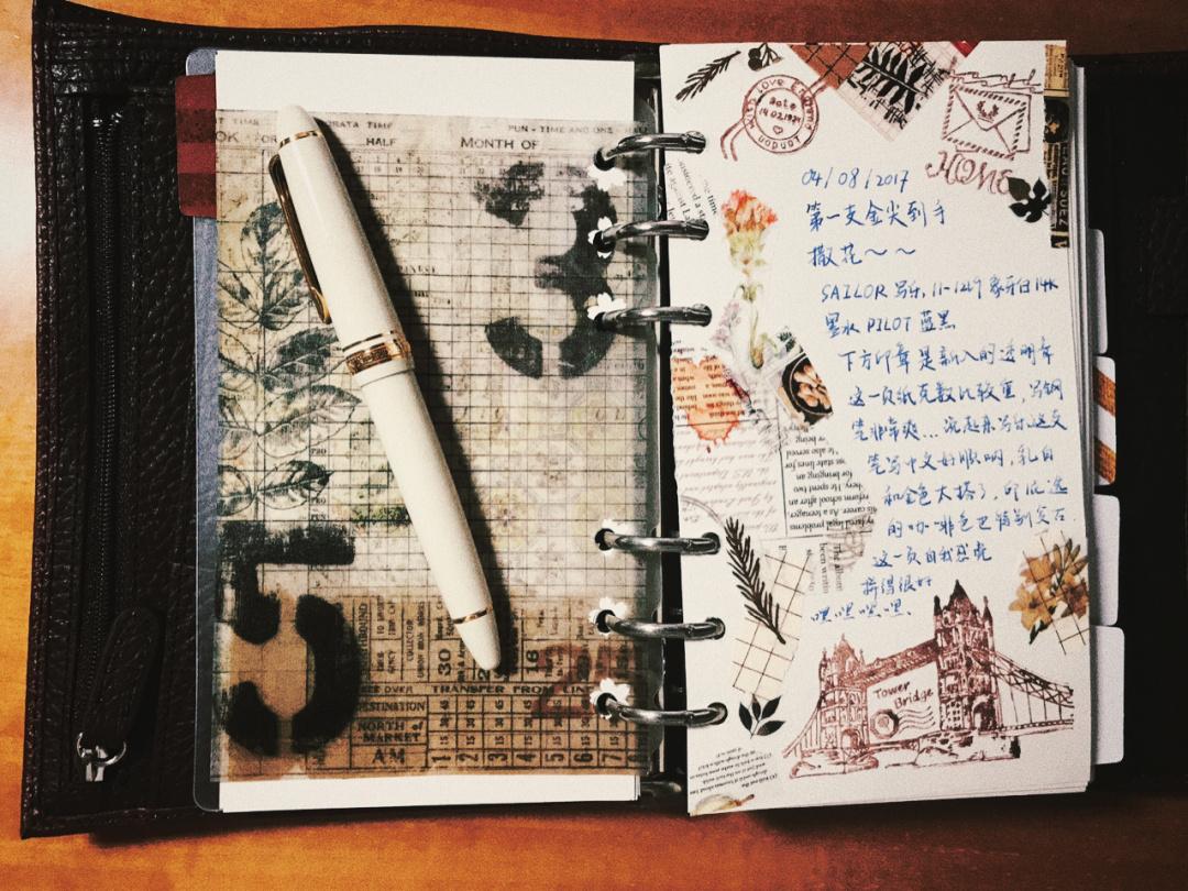 手帐 【手帐新手入门最强帖】怎么买、怎么做,从零开始带你玩! ,手帐工具